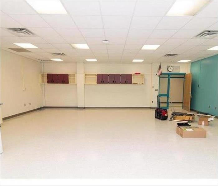 Mold remediation no issue to remedy in educational facility in Ulster County, NY After