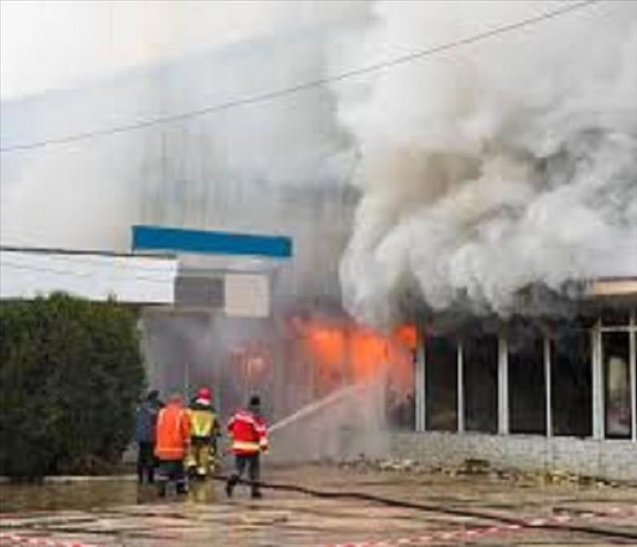 Fire damage at your business?